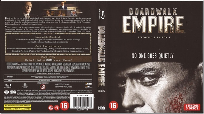Boardwalk Empire - Seizoen 5