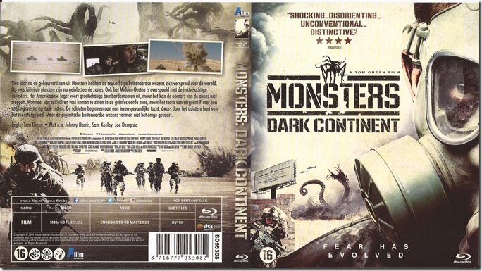 Monsters - Dark Continent