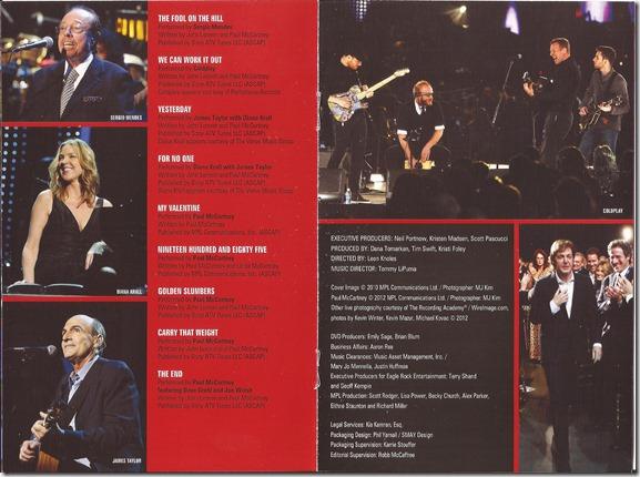 Paul McCartney - Tribute - Book 2