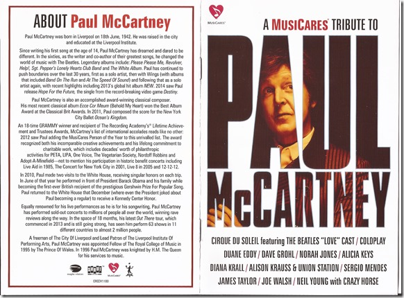 Paul McCartney - Tribute - Book 3