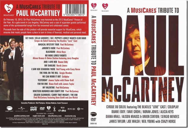 Paul McCartney - Tribute