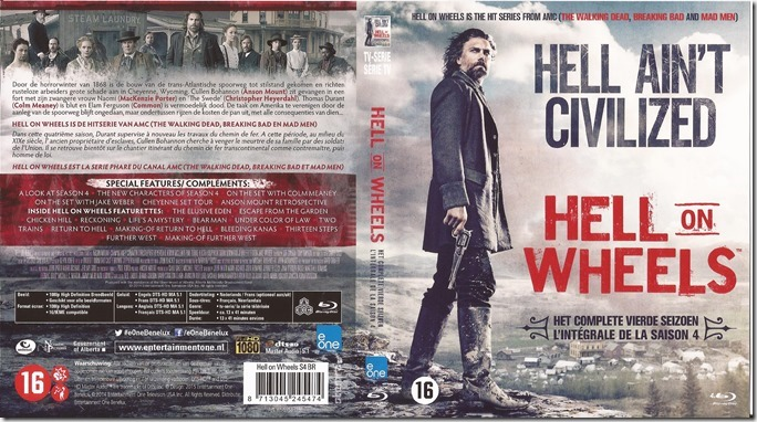 Hell On Wheels - S4