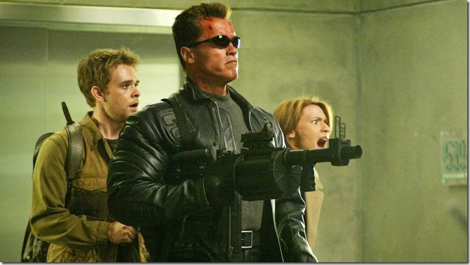 Terminator 3 - Rise of the Machines  (10)