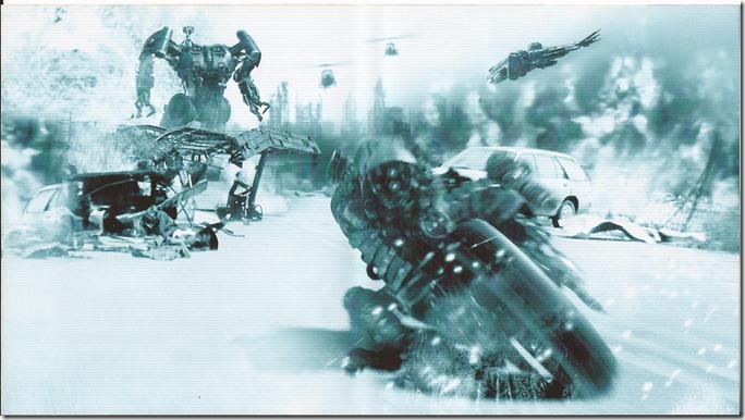 Terminator 4 - Salvation - Inlay