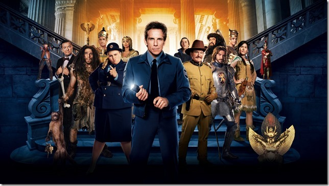 Night At The Museum - Secret Of The Tomb (2)