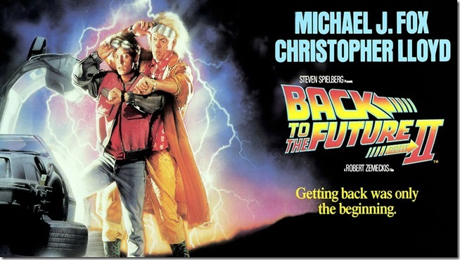 Back To The Future II (1)