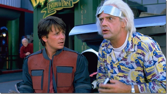 Back To The Future II (2)