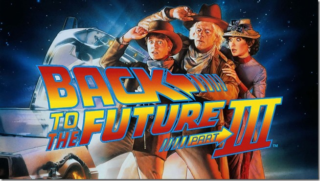 Back To The Future III (1)