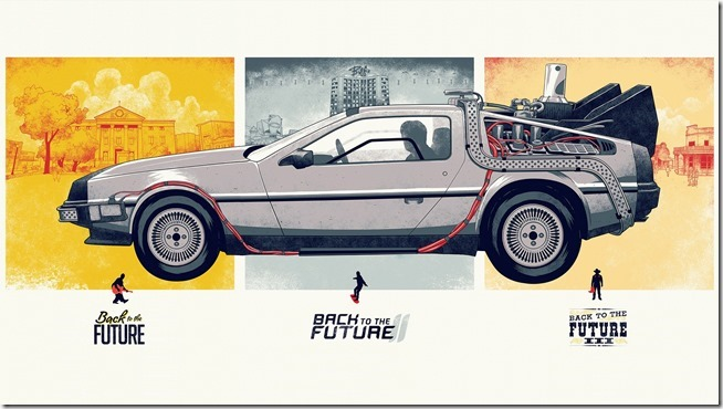 Back To The Future III (4)
