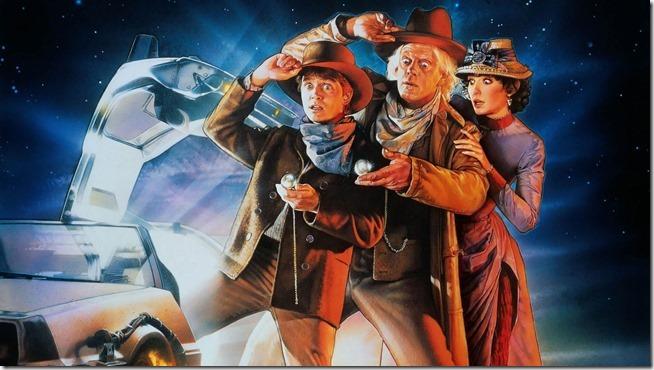 Back To The Future III (6)
