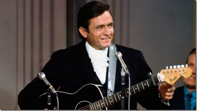 Johnny Cash - American Rebel