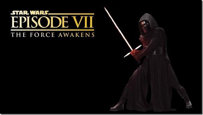 Star Wars - The Force Awakens (1)