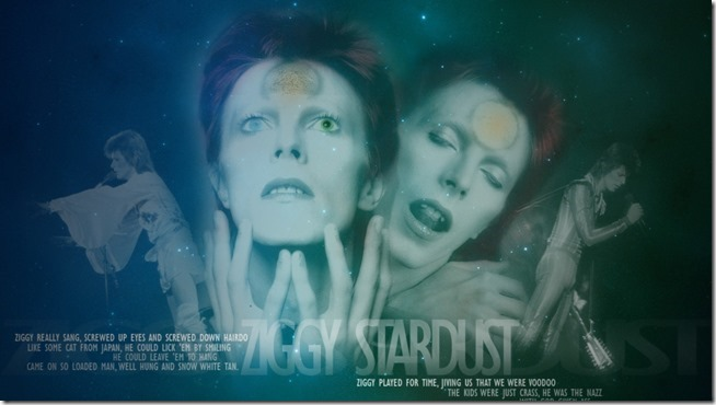 Ziggy Stardust and the Spiders from Mars (1)