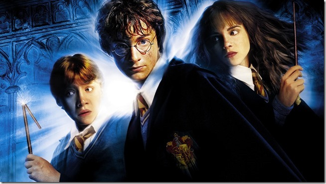 Harry Potter and the Chamber of Secrets (10)