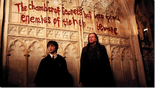 Harry Potter and the Chamber of Secrets (11)