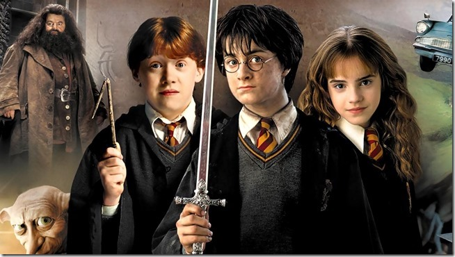 Harry Potter and the Chamber of Secrets (14)