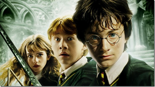 Harry Potter and the Chamber of Secrets (1)
