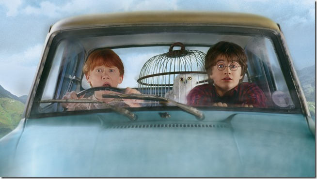 Harry Potter and the Chamber of Secrets (9)
