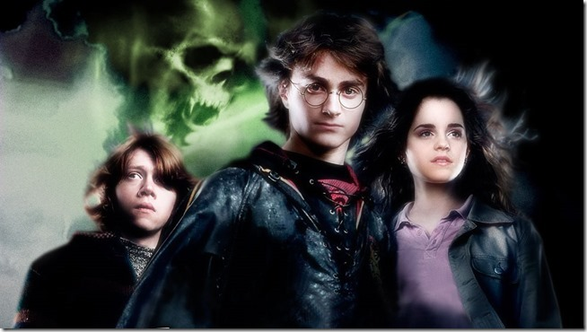 Harry Potter and the Goblet of Fire (2)