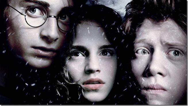 Harry Potter and the Prisoner of Azkaban (1)