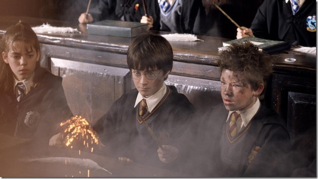 Harry Potter and the Sorcerer's Stone (3)