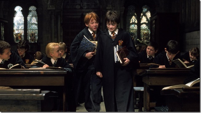 Harry Potter and the Sorcerer's Stone (4)