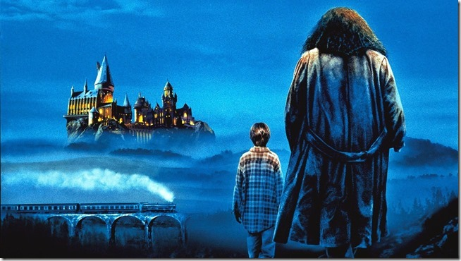 Harry Potter and the Sorcerer's Stone (8)