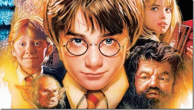Harry Potter and the Sorcerer's Stone (9)