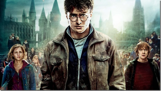 Harry Potter and the Deathly Hallows - Part 2 (1)