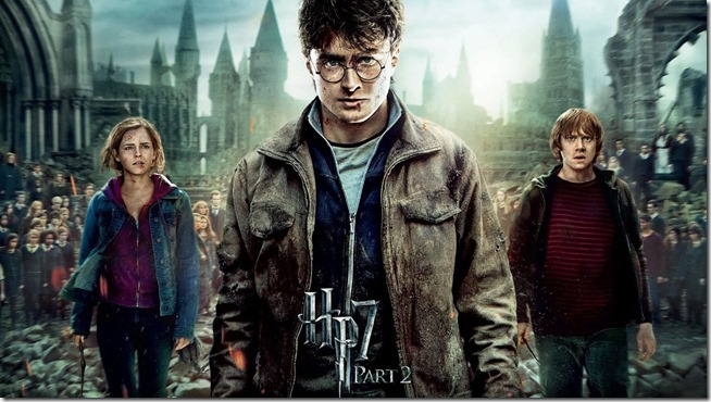 Harry Potter and the Deathly Hallows - Part 2 (2)