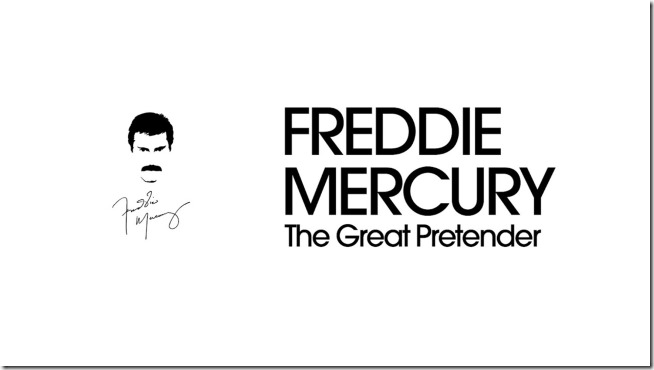 Freddy Mercury - The Great Pretender (1)