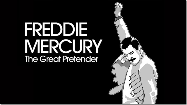 Freddy Mercury - The Great Pretender (2)