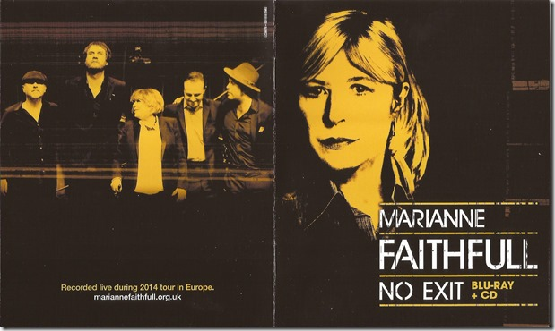 Marianne Faithfull - No Exit - Book 01