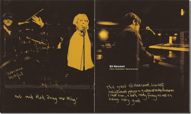 Marianne Faithfull - No Exit - Book 04