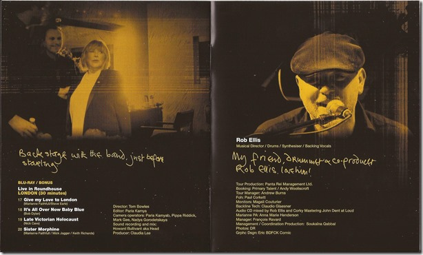 Marianne Faithfull - No Exit - Book 06