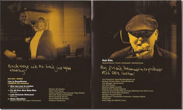 Marianne Faithfull - No Exit - Book 06