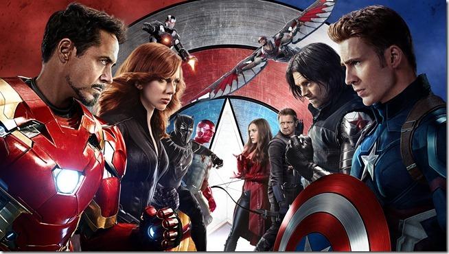 Captain America - Civil War (1)