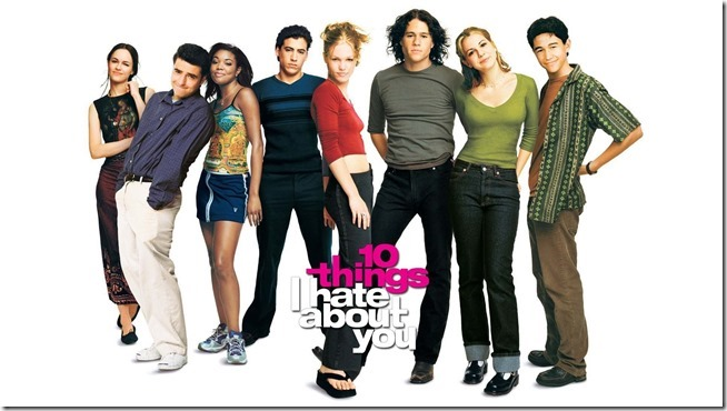 10 Things I Hate About You (1)