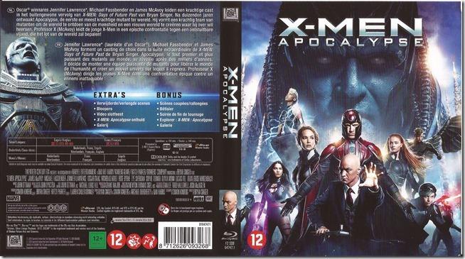 X-Men - Apocalyps