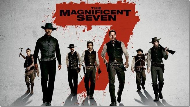 Magnificent Seven - 2016 (1)