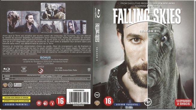 Falling Skies - S5