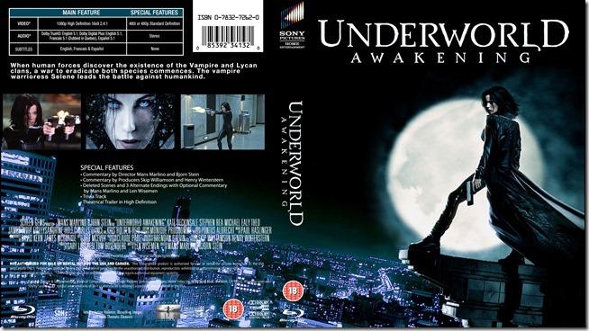 Underworld IV - Awakening