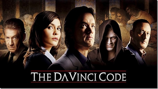 Da Vinci Code (25)