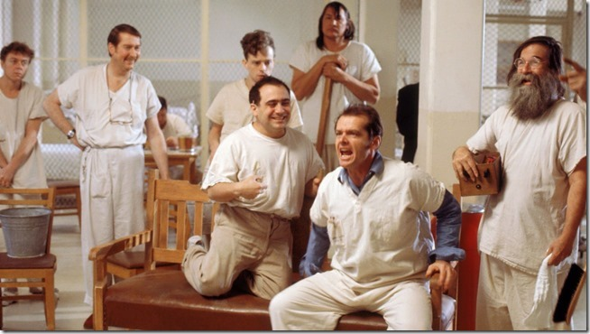 One Flew Over the Cuckoo's Nest (19)