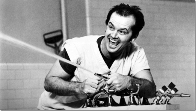 One Flew Over the Cuckoo's Nest (5)