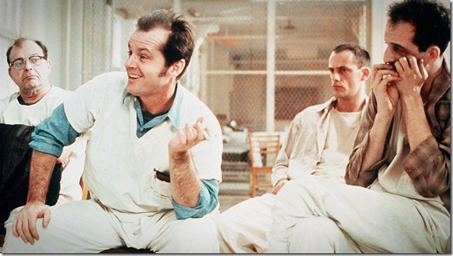 One Flew Over the Cuckoo's Nest (9)