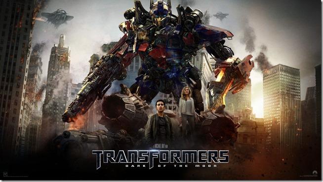 Transformers 3 - Dark Of The Moon (1)