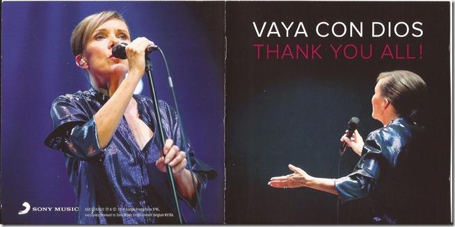 Vaya Con Dios - Thank You All