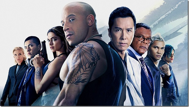 XXX - Return Of Xander Cage (1)