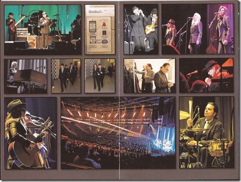 Leonard Cohen - Live In London - Inlay 1